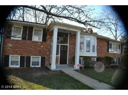 4112 HENSON LN Temple Hills, MD MLS# PG8316556