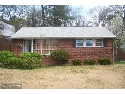 8308 CARROLLTON PKWY New Carrollton, MD MLS# PG8319486
