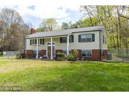 14009 OLD CHAPEL RD Bowie, MD MLS# PG8321109