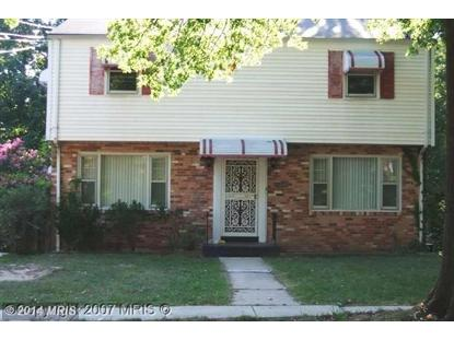 3126 LAUREL AVE Cheverly, MD 20785 MLS# PG8323519