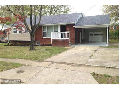 8436 CARROLLTON PKWY New Carrollton, MD MLS# PG8331033