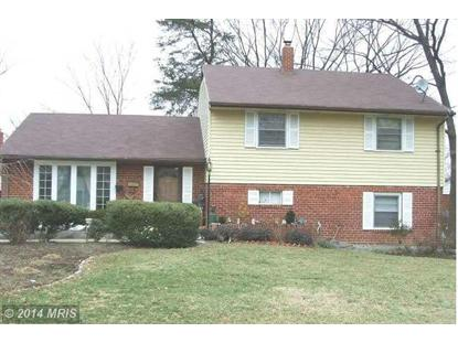 7704 VICAR ST New Carrollton, MD MLS# PG8352882