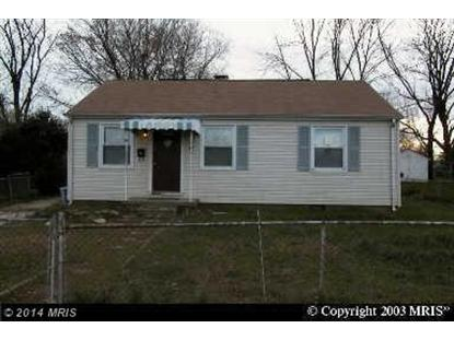 7307 MARION ST District Heights, MD MLS# PG8356685