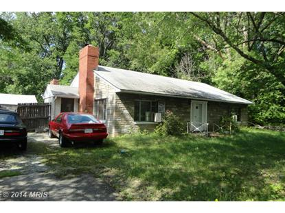 1517 RITCHIE RD District Heights, MD MLS# PG8359666