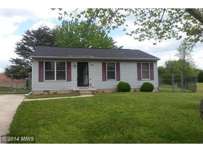 3800 STACEY CT District Heights, MD MLS# PG8369033