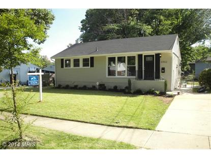 6402 FAIRBANKS ST New Carrollton, MD MLS# PG8370393
