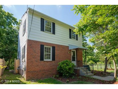 8916 56TH AVE Berwyn Heights, MD MLS# PG8371730
