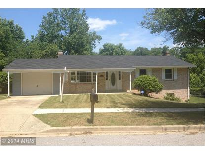 6006 ARMOR DR Clinton, MD MLS# PG8380875