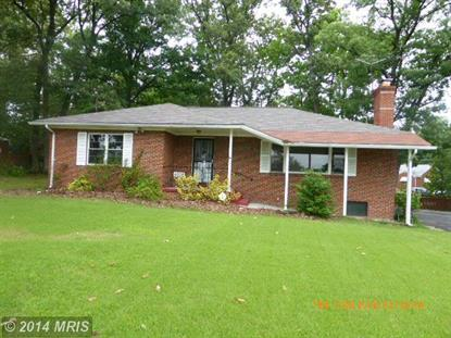 4005 FORESTVILLE RD District Heights, MD MLS# PG8381445