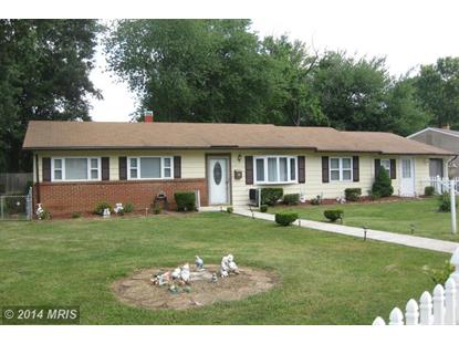 5481 MORRIS AVE Suitland, MD MLS# PG8388430