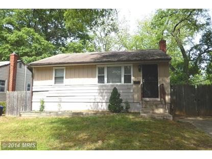 8433 57TH AVE Berwyn Heights, MD MLS# PG8391922