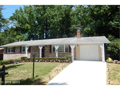 4516 WELDON DR Temple Hills, MD MLS# PG8396489