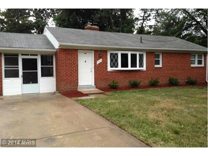 5604 WYVILLE AVE Suitland, MD MLS# PG8402165