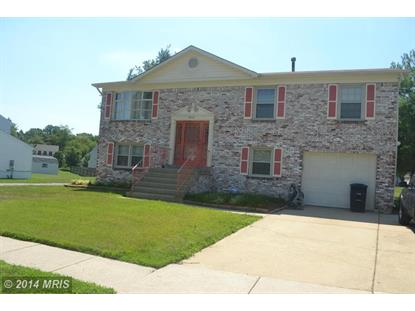 5809 PLATA ST Clinton, MD MLS# PG8407732