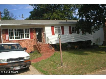 4311 RIDGECREST DR Suitland, MD MLS# PG8409025