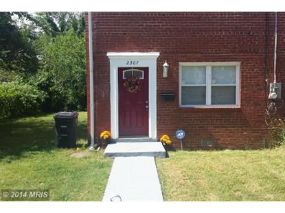 2307 HOUSTON ST Suitland, MD MLS# PG8413800