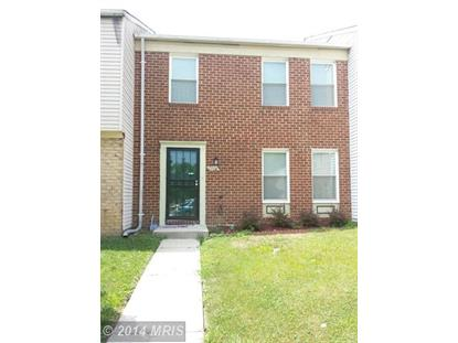 7702 NALLEY CT Hyattsville, MD 20785 MLS# PG8418626