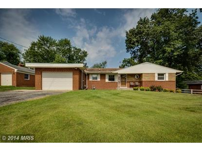 5321 LUDLOW DR Temple Hills, MD MLS# PG8423100