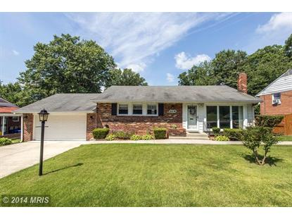 6106 87TH AVE New Carrollton, MD MLS# PG8423369