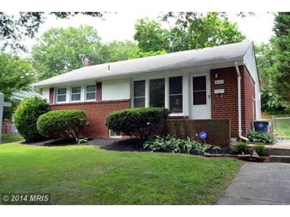 8104 CARROLLTON PKWY New Carrollton, MD MLS# PG8425746