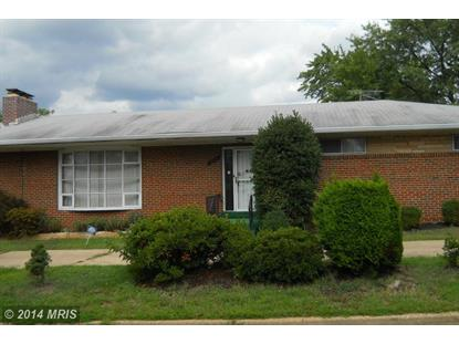 3444 OLD SILVER HILL RD Suitland, MD MLS# PG8429112