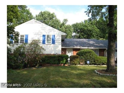 8319 OLIVER ST New Carrollton, MD MLS# PG8429586