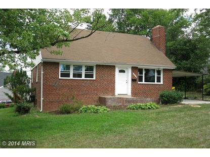 8300 LARCHWOOD ST New Carrollton, MD MLS# PG8431354