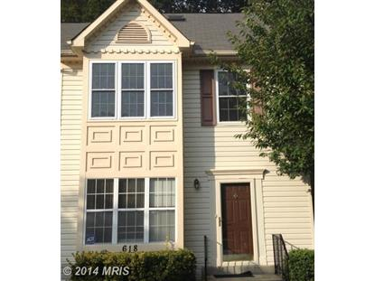 618 EVENING STAR PL Bowie, MD MLS# PG8435451