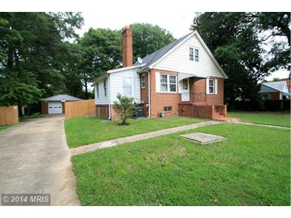 6020 AUTH RD Suitland, MD MLS# PG8435742