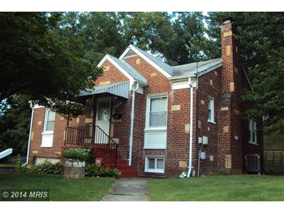 6411 59TH AVE Riverdale, MD MLS# PG8437339