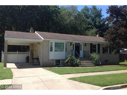 11611 BUTLERS BRANCH RD Clinton, MD MLS# PG8443632