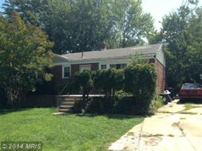 8109 JORDAN PARK BLVD District Heights, MD MLS# PG8449273