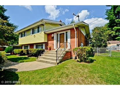 5406 CHESTERFIELD DR Temple Hills, MD MLS# PG8450289