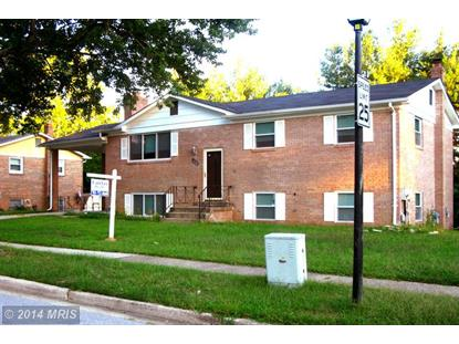 6703 FULFORD ST Clinton, MD MLS# PG8451999