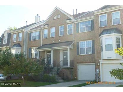 12303 QUARTERBACK CT Bowie, MD MLS# PG8452684