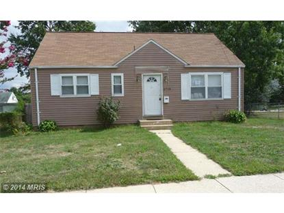 2718 LAKEHURST AVE District Heights, MD MLS# PG8458997