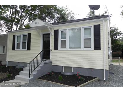 3429 NAVY DAY DR Suitland, MD MLS# PG8460010