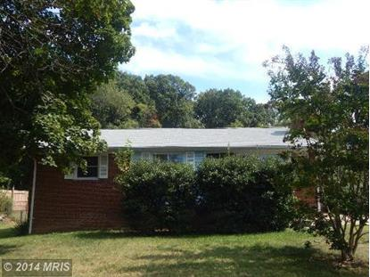 1806 BERRY LN District Heights, MD MLS# PG8463782