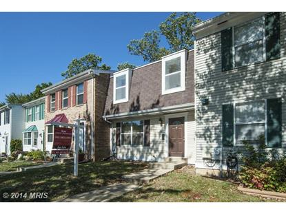 7043 PALAMAR TURN Lanham, MD MLS# PG8476606