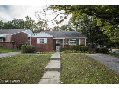 1803 PORTER AVE Suitland, MD MLS# PG8478881