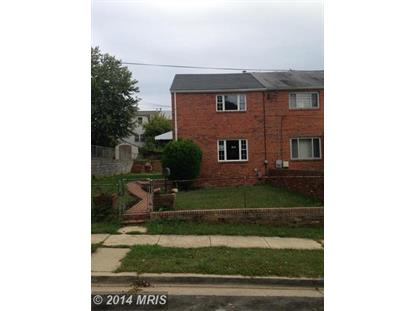 2324 GAYLORD DR Suitland, MD MLS# PG8479661
