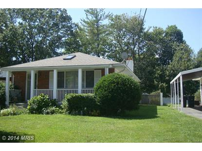 6201 AUTH RD Suitland, MD MLS# PG8481323