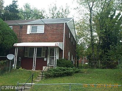 2306 GAYLORD DR Suitland, MD MLS# PG8484931