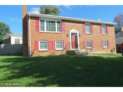 11700 SYLVIA DR Clinton, MD MLS# PG8485416