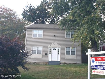 6706 PATTERSON ST Riverdale, MD MLS# PG8486616