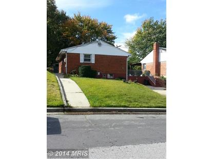 1811 CAMPBELL DR Suitland, MD MLS# PG8489233