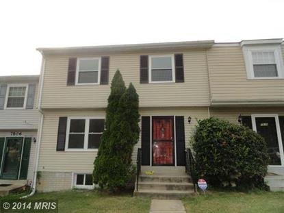 7808 MICHELE DR Hyattsville, MD 20785 MLS# PG8498404