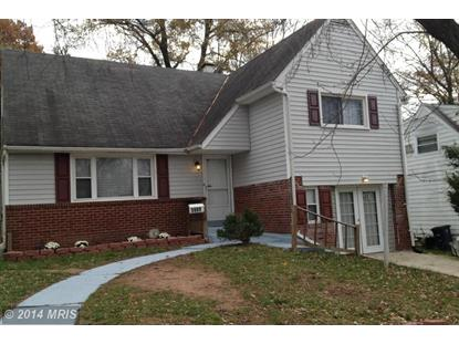 5909 60TH AVE Riverdale, MD MLS# PG8502468