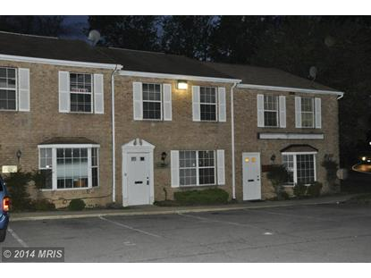 3100 RITCHIE RD #F District Heights, MD MLS# PG8510398
