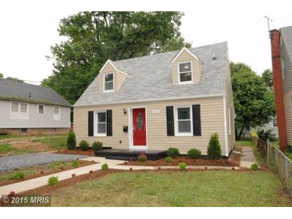 1912 SHADYSIDE AVE Suitland, MD MLS# PG8511730